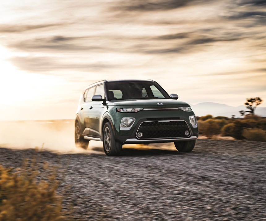 """The X-Line has an """"off-road"""" appearance through design cues, like the exterior cladding. But it is not an """"off-road"""" vehicle (yes, you can drive in on packed dirt), nor is there an AWD offering."""