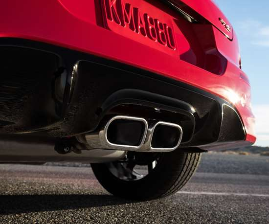 The GT-Line has dual exhaust and can be powered by a 201-hp 1.6-liter turbocharged engine. It has the show and the go.
