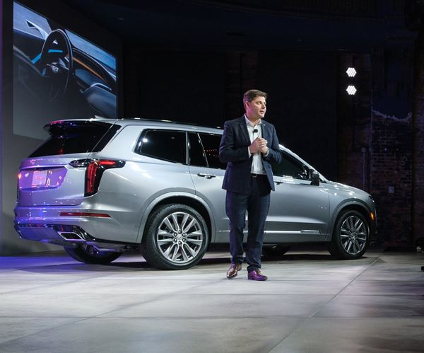 Cadillac's Andrew Smith on Design image