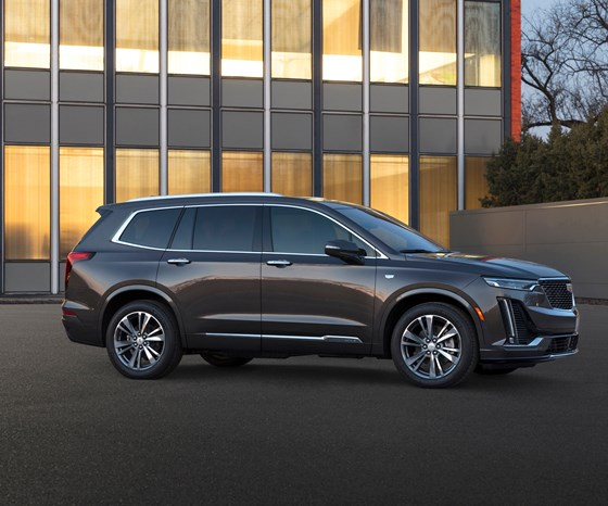 "The 2020 XT6. Says Andrew Smith, ""To do the XT6 as a mini-Escalade wouldn't make any sense because no one wants a mini anything."" (Photo: Cadillac)"