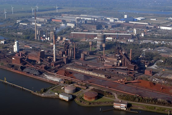 ArcelorMittal is investing $73 million to develop a cleaner method of directly reducing iron in the steelmaking process.