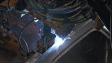 Aluminum laser welding for the Cadillac CT6.