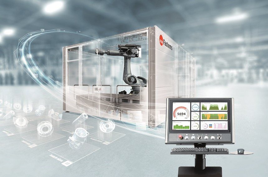 Fastems RoboCell One