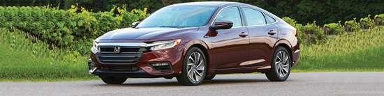 2019 Honda Insight: Smart, Stylish Sedan—And It's a Hybrid