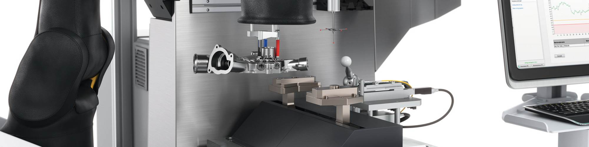 Shuttle tables, robots, and dedicated fixtures all can play roles in automating inspection equipment.