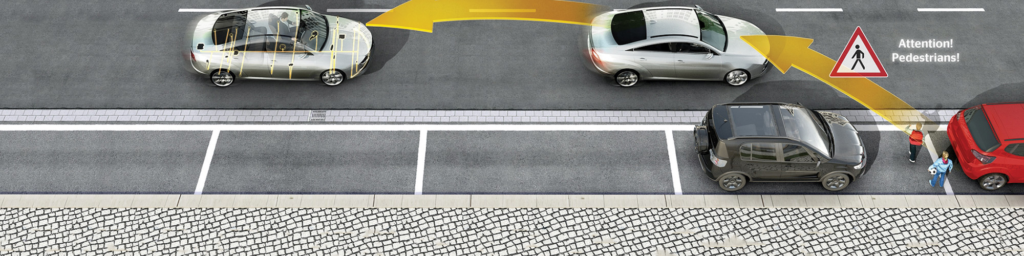 Continental Addresses the Challenges of Automated Driving