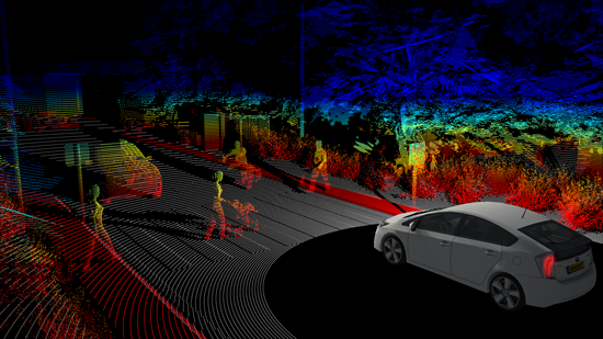 Siemens PLM Simcenter Prescan provides new techniques for simulating LIDAR sensors, thereby replacing the physical testing using sensor prototypes in various locations on a vehicle.