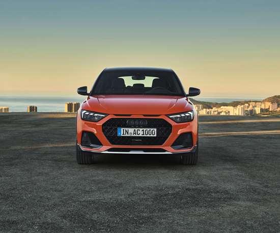 Audi citycarver