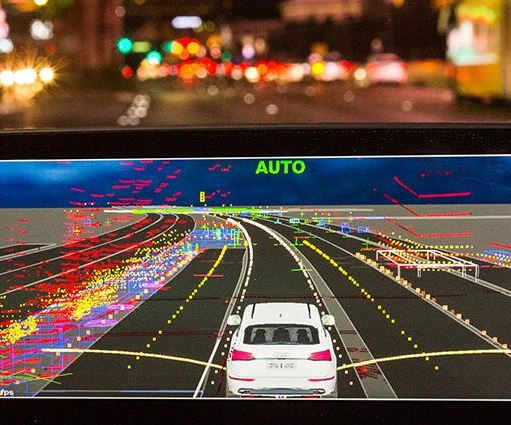 Bizarre Notions of Self-Driving Cars image