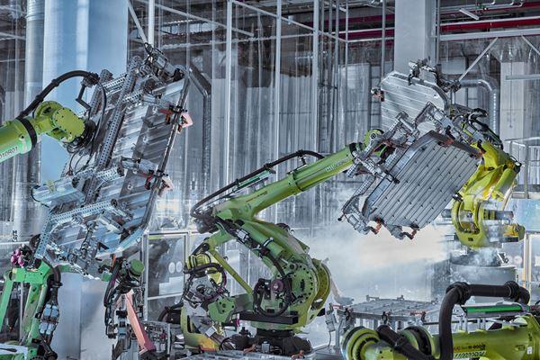Audi, Aluminum, Environment image