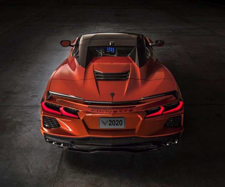 2020 Corvette Convertible