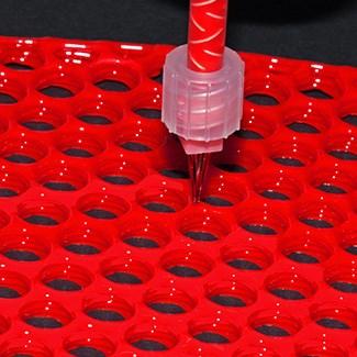 Dow liquid silicone rubber