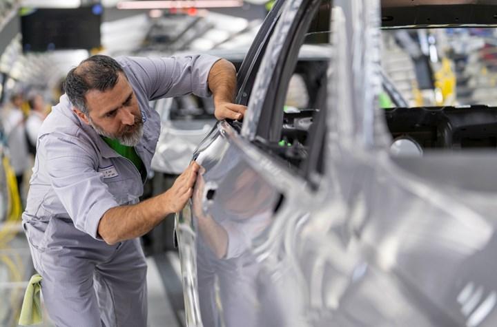 VW Wolfsburg assembly line