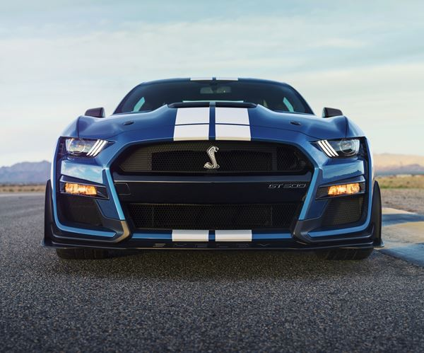 Eaton Helps the Shelby GT500 Breathe. Really Breathe. image