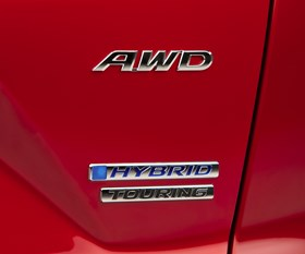Honda Introduces 2020 CR-V Hybrid