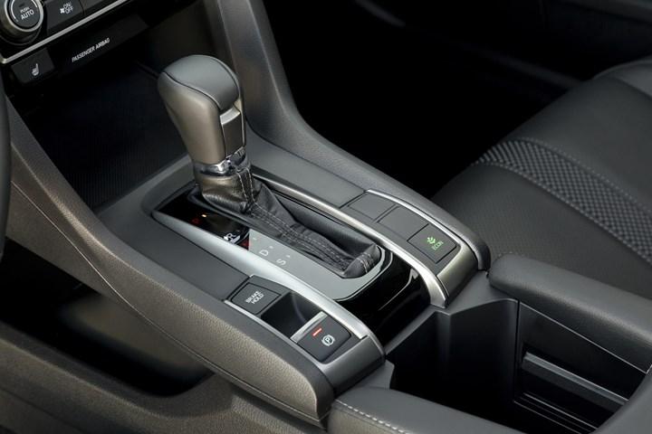 Honda transmission