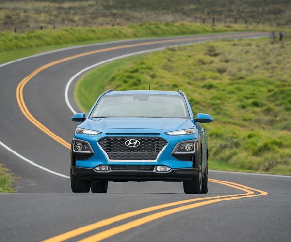 2019 Hyundai Kona Ultimate FWD image
