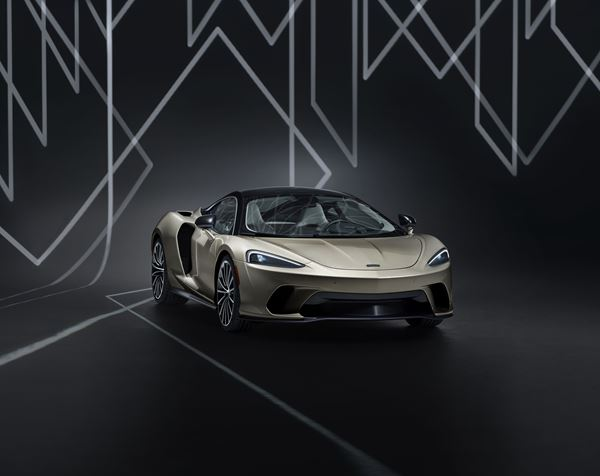 McLaren MSO to the Max at Pebble image