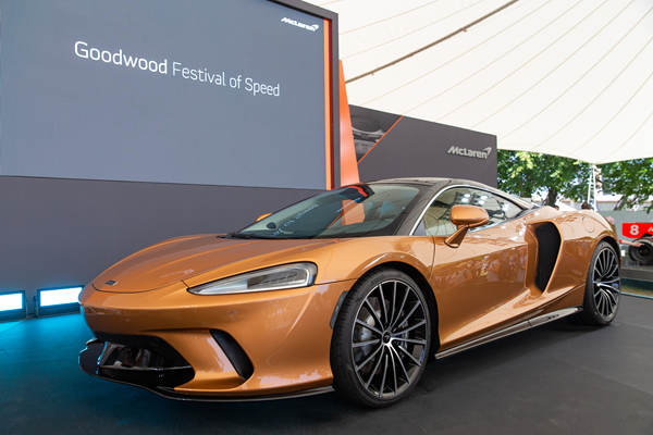 McLaren and the Fine Print image
