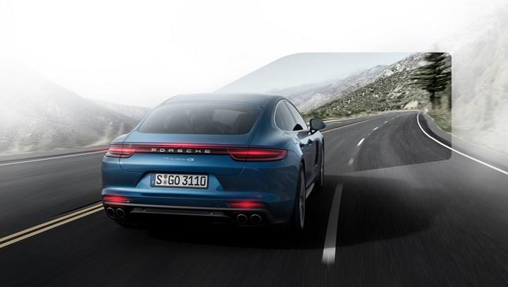 Porsche TriEye