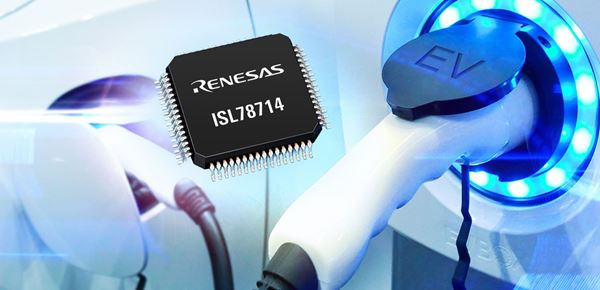 Renesas, EVs and Racing image