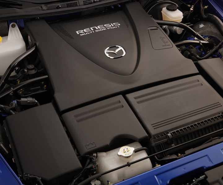 RX-8 engine