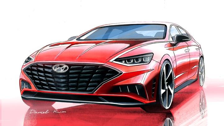 2020 Hyundai Sonata Sketch