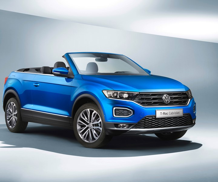 T-Roc Cabrio. Need Anything Else Be Said?