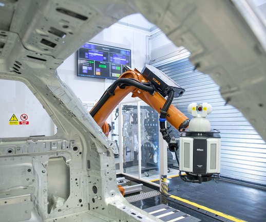 Measurement robot