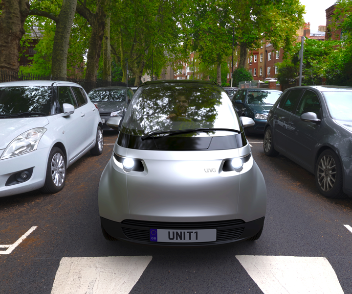 Uniti One electric vehicle