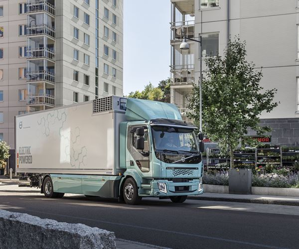 Four Things: Electric Trucks, Quiet Gears, Radar Beams and ŠKODA Sketches image
