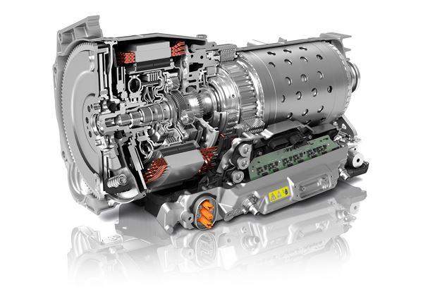 ZF Gets Big Order for Innovative Transmission image