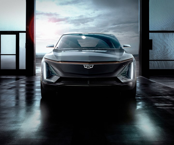 Cadillac electric vehicle concept