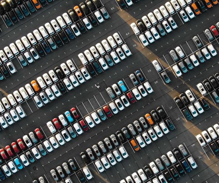 automotive sales lot