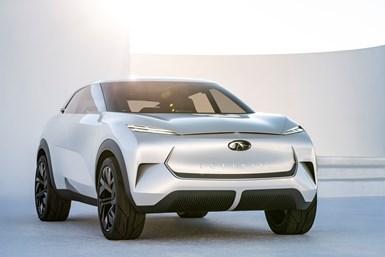 Infiniti concept SUV