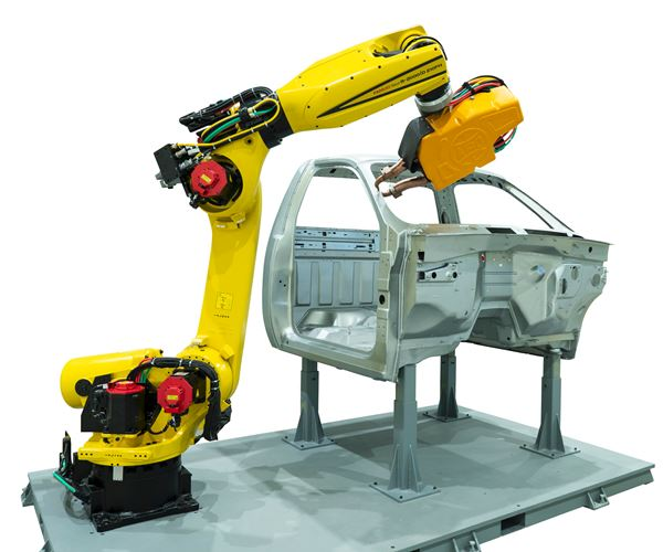 Robot Developments for Automotive Applications image