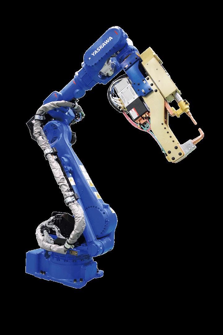 Motoman welding robot