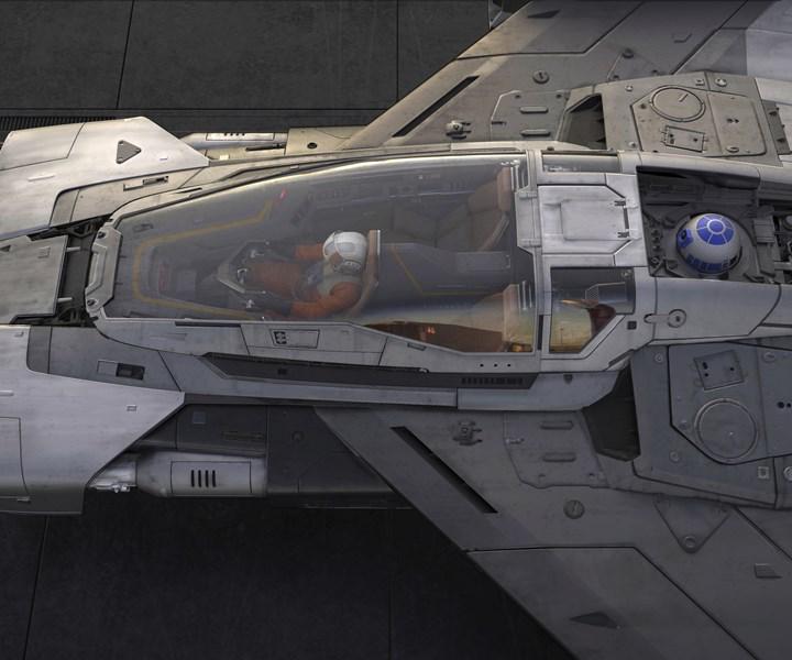 Porsche Lucasfilm design