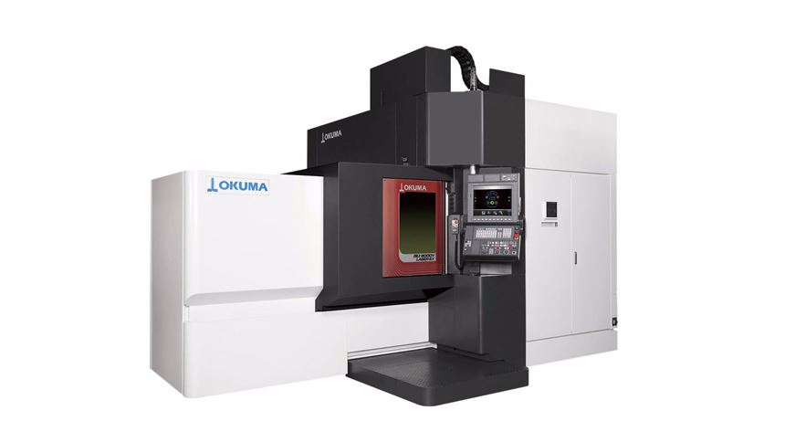 Okuma MU-8000 Laser EX