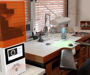 Envisiontec Aria 3D printer