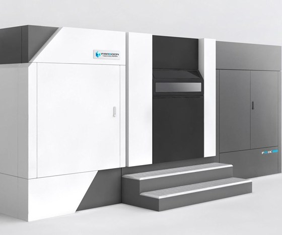 Farsoon FS1000P Continuous additive manufacturing solution