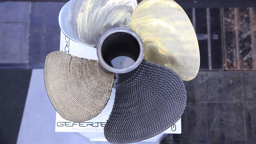 Near-net-shape 3D metal print (3DMP) blanks