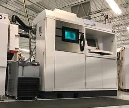 EOS M280 printer at Incodema3D