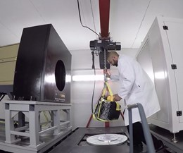 Jesse Garant Metrology Center's high-energy industrial CT scanning service