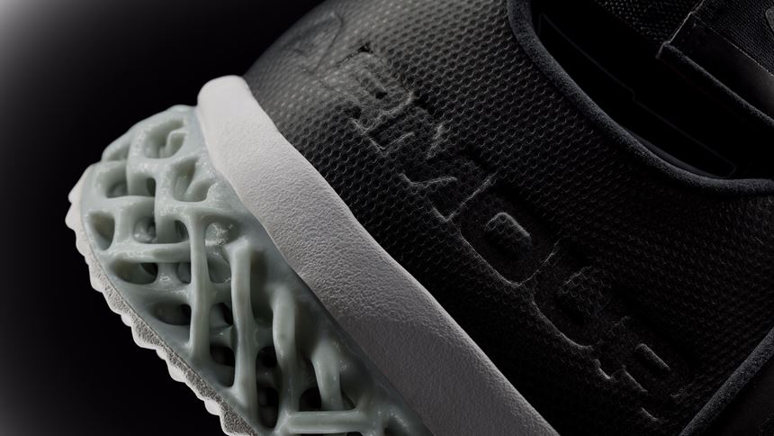 Under Armour 3D-Printed Shoes