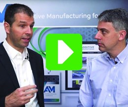 Mark Morrison, Manager of Research and Tribology, Smith & Nephew and Peter Zelinski, editor in chief, Additive Manufacturing
