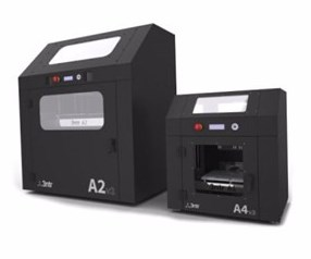 Plural Additive Manufacturing's A2 and A4 thermoplastic industrial 3D printers