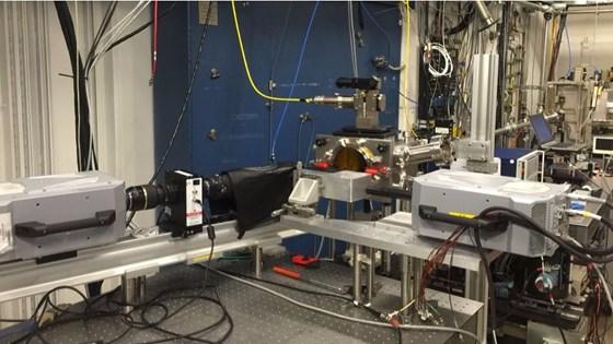 High-speed X-ray equipment