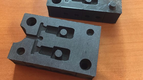 Avante Technology 3D-printed injection mold