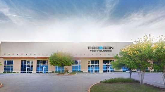 Farsoon Technologies' Round Rock, Texas office